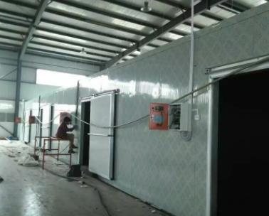 想要建个冷冻库,找绵阳专业冷冻库安装技术员